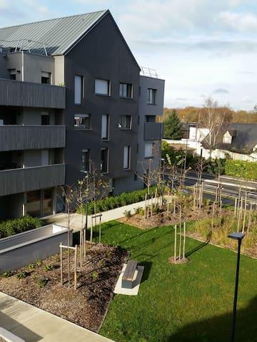Chambre privée, près  du campus de KER-LANN à BRUZ