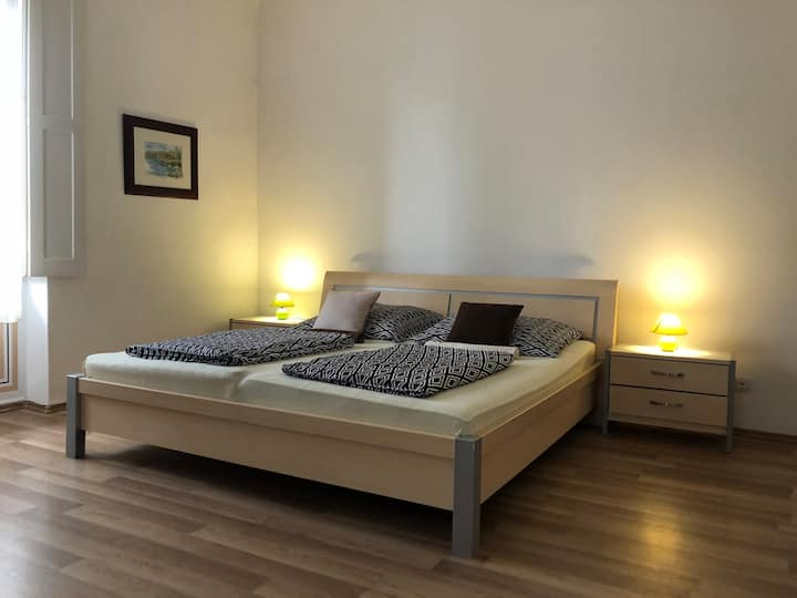 NEW STUDIO, WIEW DANUBE, CITY CENTER
