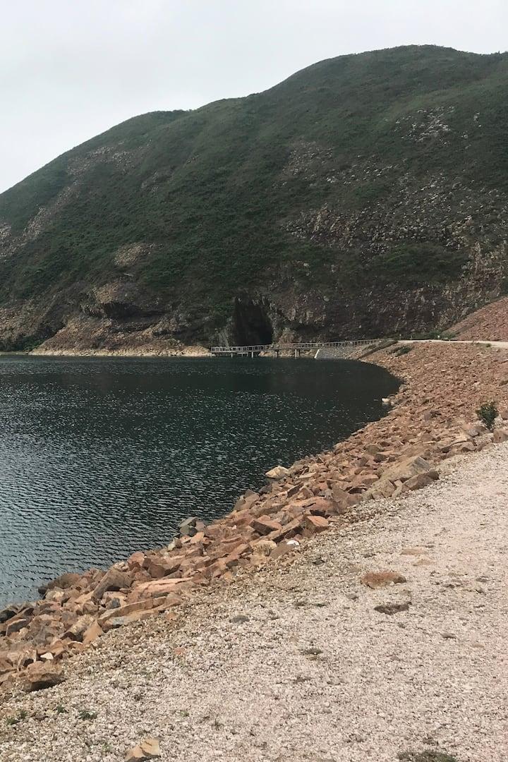 Natural Sea Cave