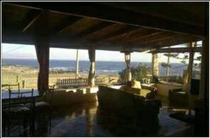 Gran casa Isla Negra con vista mar - Isla Negra