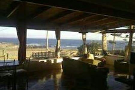 Gran casa Isla Negra con vista mar - Isla Negra - Casa