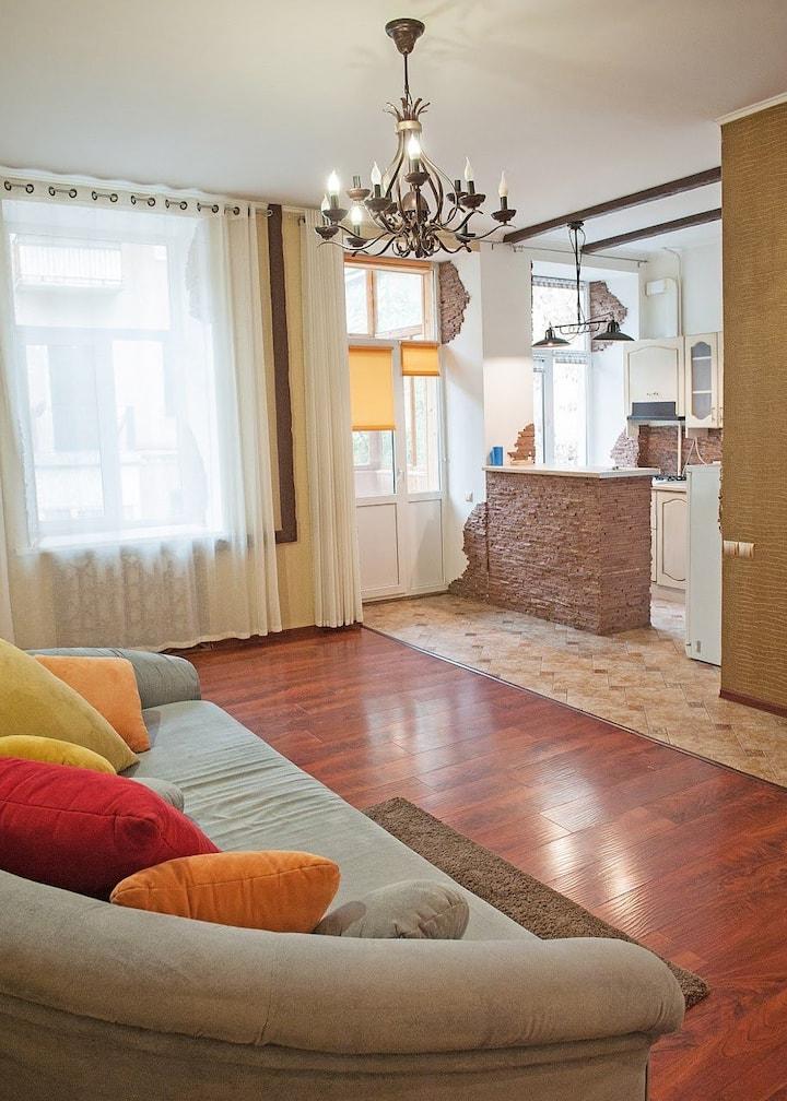 Квартира в историческом центре Киева, царский дом