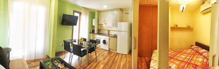 Apartamento Toletvm 1- En Zocodover