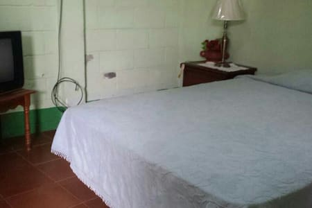 Nice clean and huge bedroom - Masaya