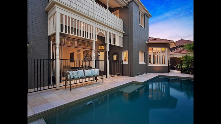 Beautiful resort style home  - Inner West. - Drummoyne - House
