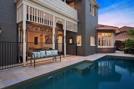Beautiful resort style home  - Inner West.
