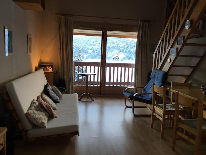 Large family appartment in Meribel Village