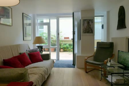 Studio duplex près de l'Esplanade des Invalides - Paris - Apartment