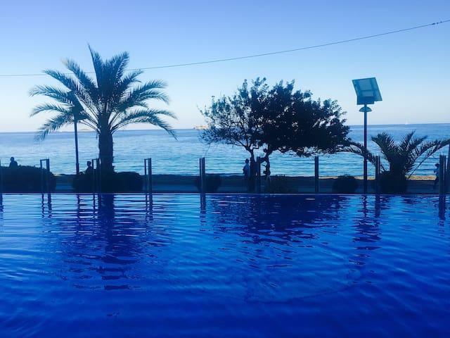 Sunny apartment at Beachfront - Eivissa - Apartament