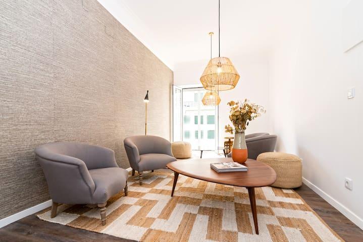 The Albuquerque Luxury Suite 2 (Metro 200mt)