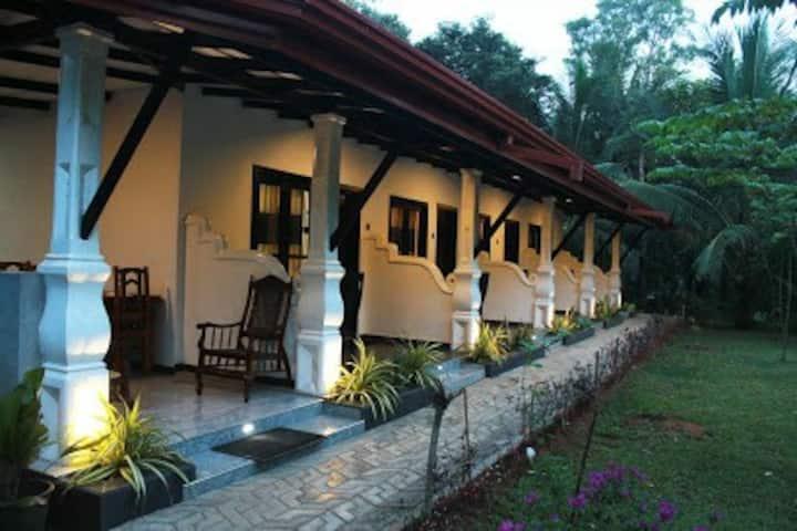 Amron resort sigiriya classic 4 Pax Room