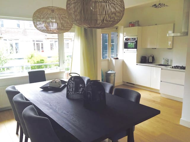 Luxery apartment with sunny terrace - Voorburg - Apartemen