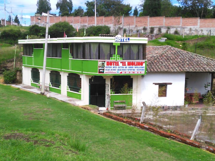 "Casa de Huespedes ""EL MOLINO"""