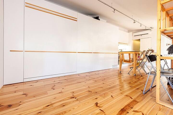 Studio Space...