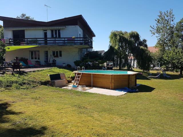 La maison de Louelyne en Bayonnais
