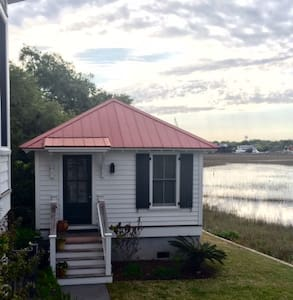 Cottage on Shem Creek/Chas Harbor - Bungaló