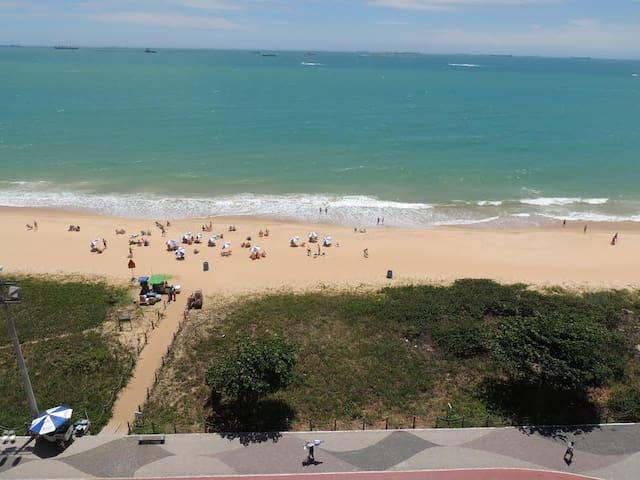 Apartamento frente mar P. da Costa - Vila Velha - Apartmen
