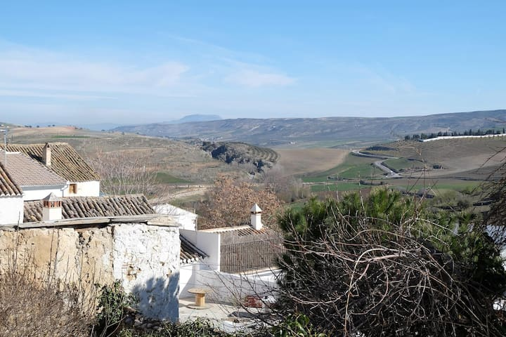 Cervantes holiday let with fantastic views - Alhama de Granada - Apartment