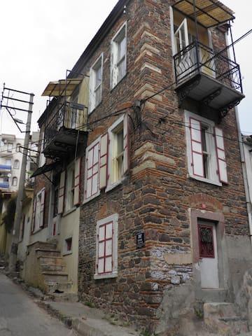 İzmir de özel bir ev - Konak - Huis