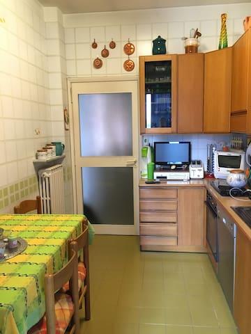 Ampio Trilocale zona Mirafiori - Turijn - Appartement