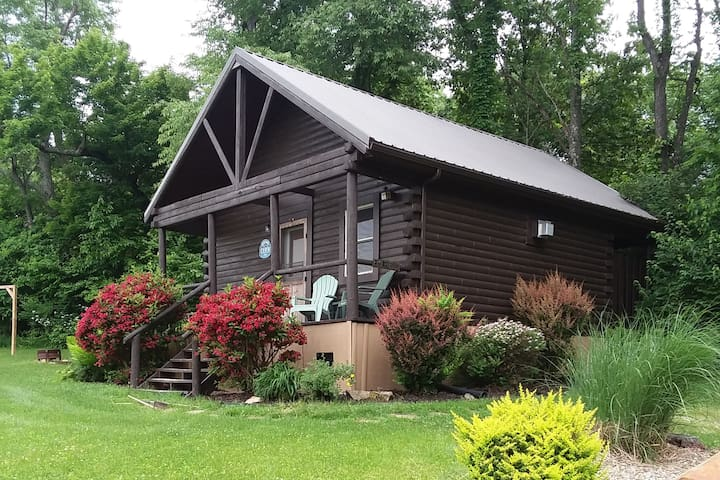 Emerald cabin a real gem moments to Treasure