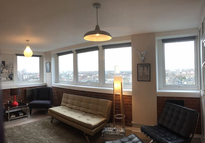 Abbey Road, Fantastic High Rise, 2 bed apartment - London