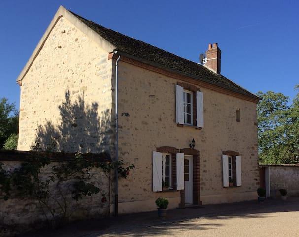 Maison cosy pour passer du temps à la campagne
