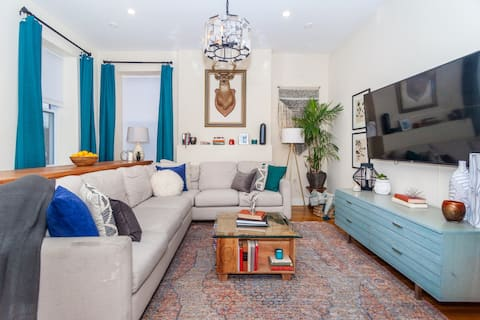 Refined Oasis | near South End