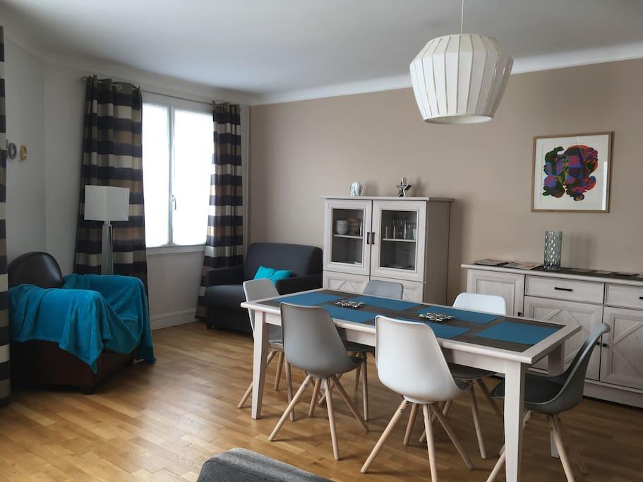 Appartement catherine de m dicis appartements louer blois centre val de loire france - Location appartement meuble blois ...