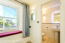 View to en-suite from 2nd King size bed