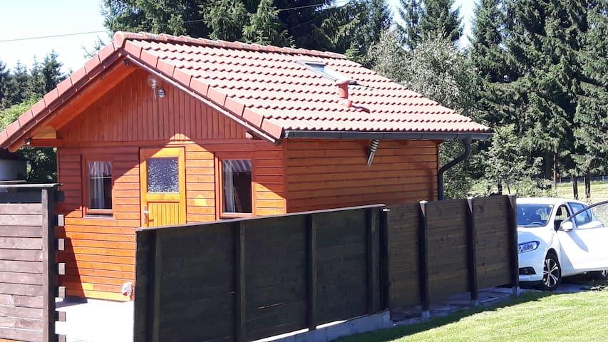 Gartenhaus Mühlviertel und Waldviertel. - Größgstötten  - Chata