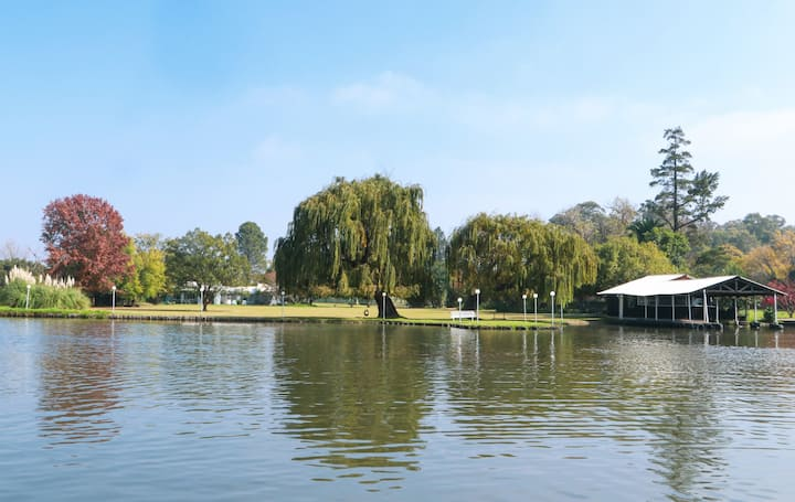 Vaal River House @ Lochvaal