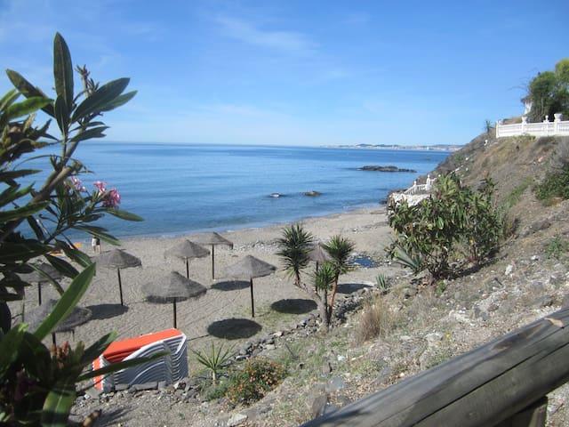 playas espectaculares a 300mts