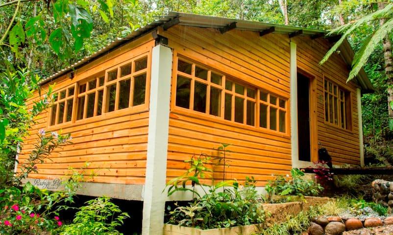 Cabañita Reserva Natural Orquigonia