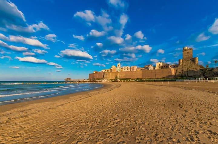 Splendido appartamento a due passi dal mare