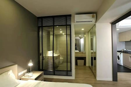 Stylish &  Modern Apartment Near BTS  nice area