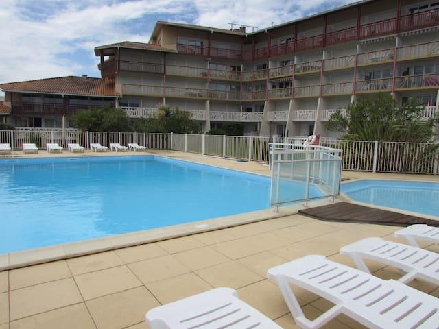 ESTUDIO EN LAS LANDAS, VIEUX BOUCAU LES BAINS - Vieux-Boucau-les-Bains - Apartment