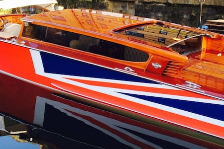 Thames Limo - Londres