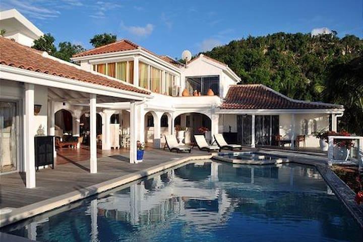 St. Tropez - Cole Bay - Villa