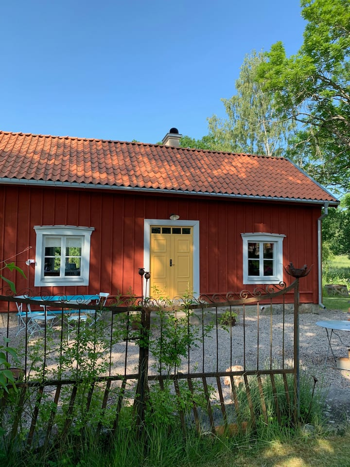 Välkommen till Gula Säby, Arboga!