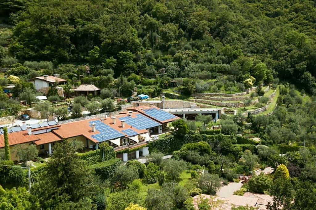 Loft apt in peaceful hillcountry near bassano loft in for Case in affitto bassano del grappa