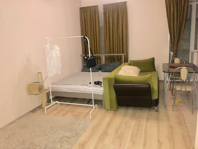 Уютная , тихая квартира возле аэропорта Внуково.