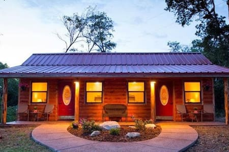 Cabin Rental 10 minutes from Baylor - Waco