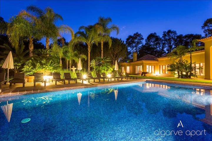 Villa at Penina Estate - Portimão - House