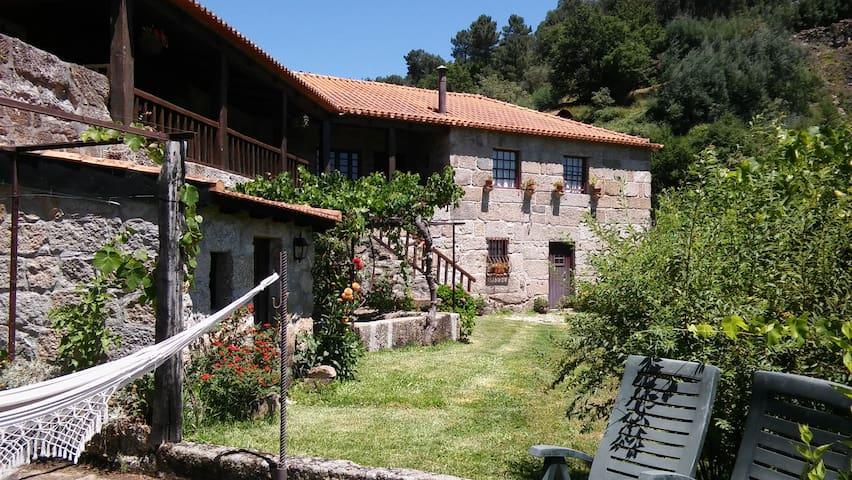 CASA DE NOGUEIRA#DOURO VALLEY - Mesquinhata - บ้าน