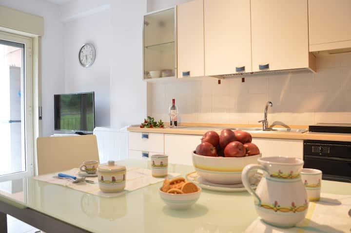 L'Ancora Naxos Apartment