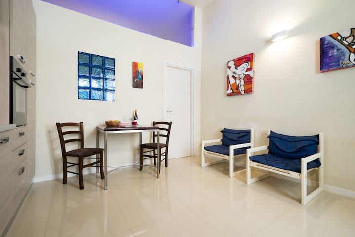 Dejavu 'house 5 WIFI & rent car - Siracusa  - Departamento