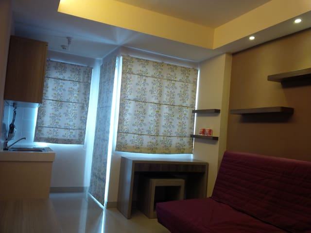 Sudirman Suite Studio Room for 1-3