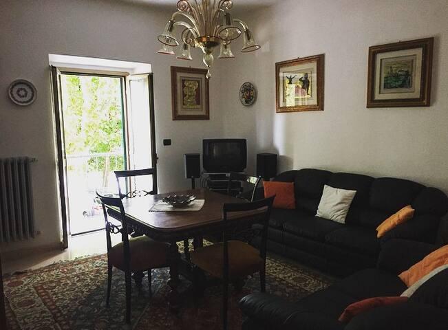 Appartamento sul lago di Piediluco