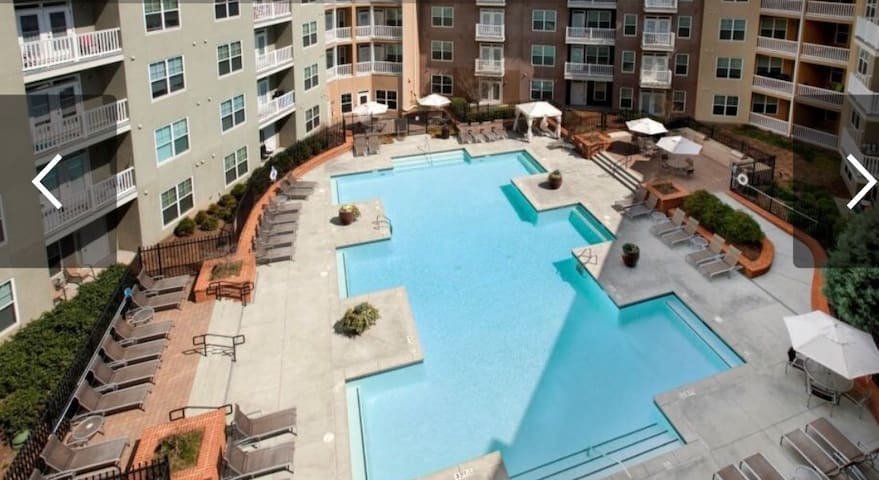 Buckhead Luxury Condo In Prime Location For Atl!